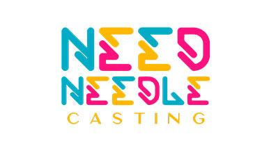 Need Needle casting logo
